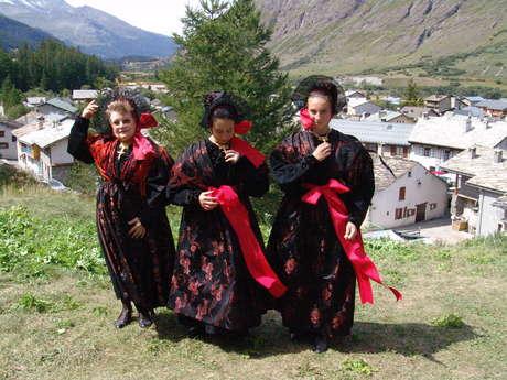 Fête traditionnelle du 15 août à Bessans