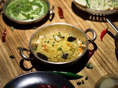 Gunpowder Curry Co.