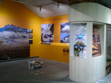 Exposition - Entrez en Vanoise