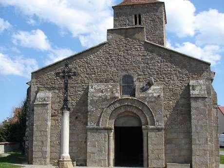 Église romane Sainte-Thérence