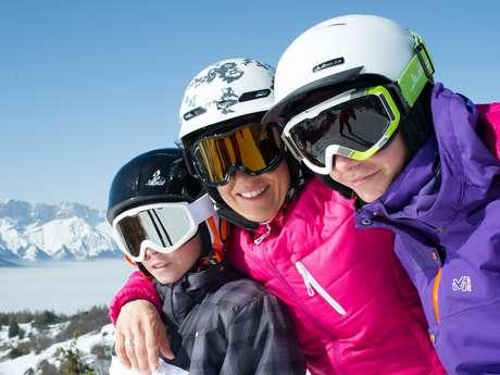 Week-end ski à petit prix à Ancelle
