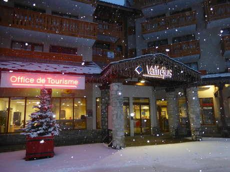 Office de tourisme - Bureau de Valfréjus