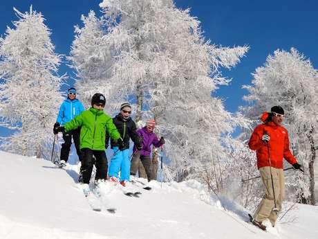 Week-end ski à Ancelle