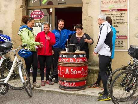 Balade du terroir en vélo électrique et VTT au pays de Seyssel