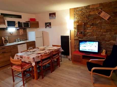 4/5 personnes studio cabine 37 m² Eaux Claires