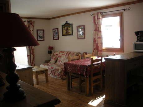 Résidence Le Clos Vanoise - Appartement 3 pièces cabine 6 personnes - CVE9