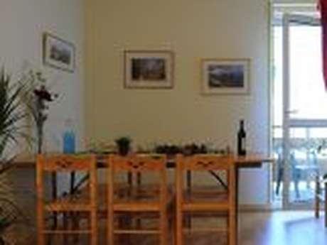 Appartement  résidence le Clos des Gentianes N°113/114