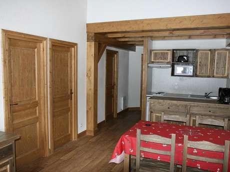 Résidence Le Clos Vanoise - Appartement 3 pièces cabine 6 personnes - CV19