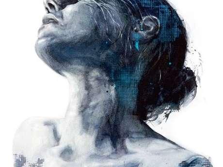Exposition de Pascal Pihen (aquarelliste), Dorina Costras (arts figuratifs), Blandine Calendrier (plasticienne) et Annie Roche (céramiste)