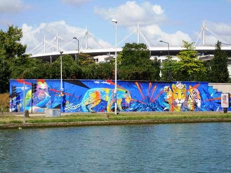 Street-art, la rue devient musée