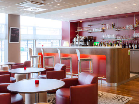 Bar de l'Hôtel Campanile Annemasse Centre - Genève