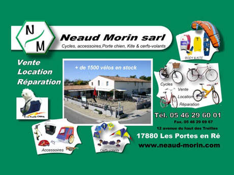 LOCATION DE SURF PAR NEAUD MORIN