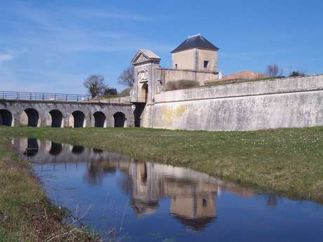 FORTIFICATIONS DE ST MARTIN DE RE