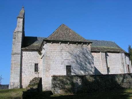 Eglise de Soudeilles