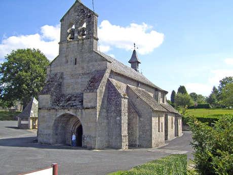 Eglise Saint-Martin, Saint-Maurice
