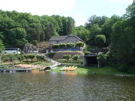 Restaurant - Hôtel du Lac