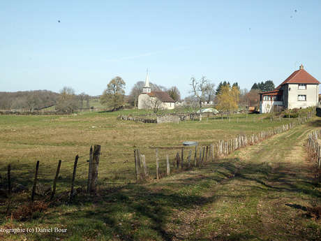 Circuit Pédestre N°33 Saint-Avit-le-pauvre - Combredet
