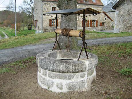 Circuit Pédestre N°28 St Hilaire la Plaine - Busselet