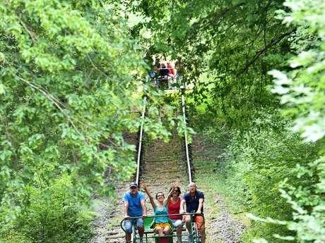 Vélo-Rail de la Mine