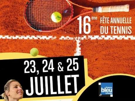 15ème fête annuelle du Tennis