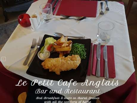 """Restaurant """"Le petit café anglais"""""""