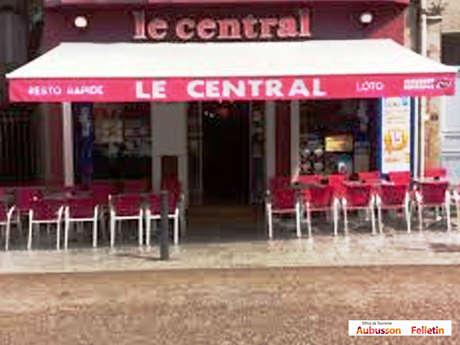 """Café """"Le Central"""""""