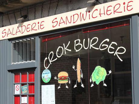 Crok Burger
