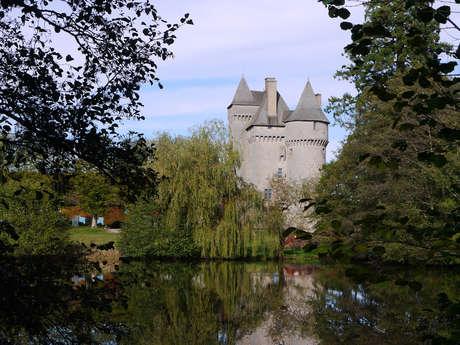 Chambres d'hôtes au Château de Saint-Maixant