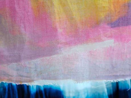 Stage de teinture naturelle sur fibres cellulosiques