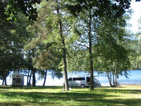 Aire naturelle de camping Les Pondauds