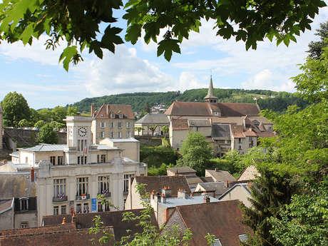 Lecture de paysage : Aubusson, entre terrasses et vallée