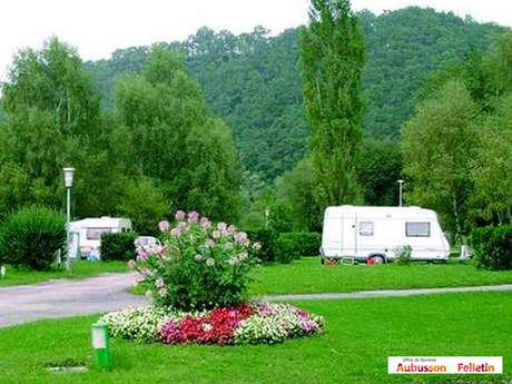 Camping La Croix Blanche