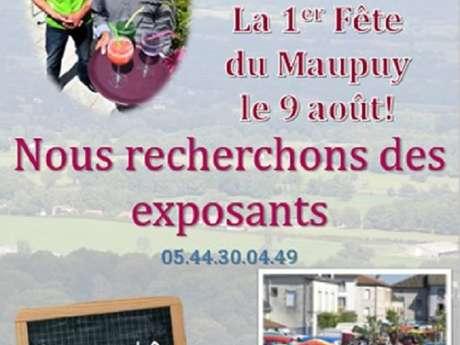 L'Auberge du Maupuy