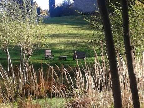 Jardin de Val Maubrune