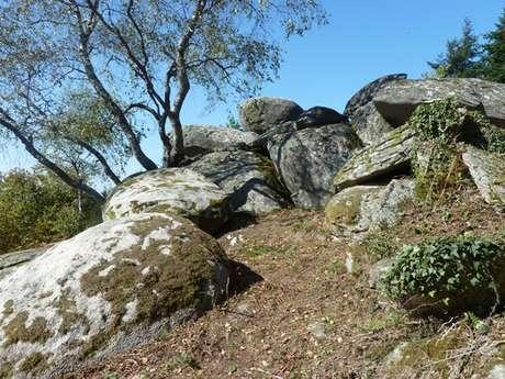 Les Rochers des Pierres Civières