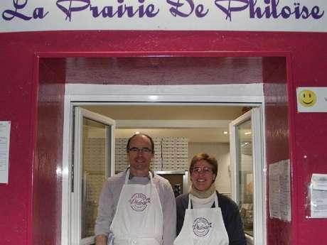 """La Prairie de Philoïse """"Le Snack"""""""