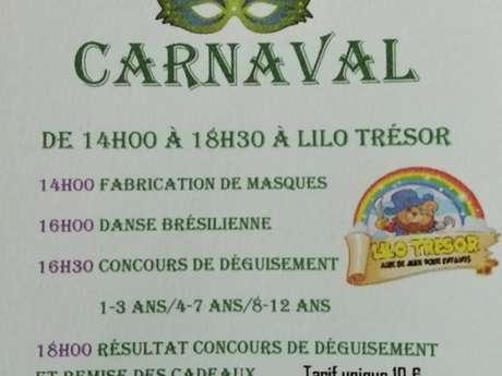 Carnaval à Lilotresor