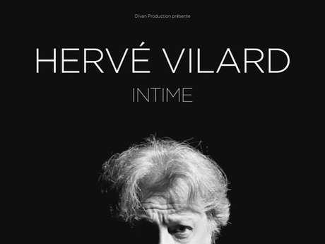 Spectacle : Hervé Vilard