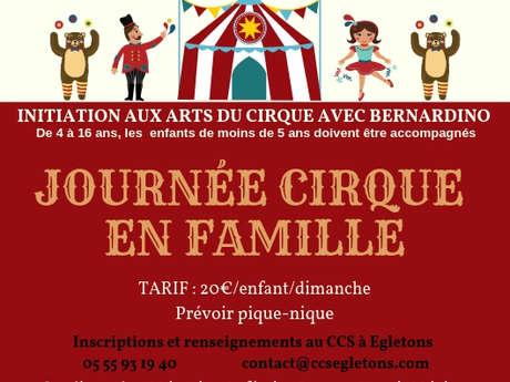 Journée Cirque en Famille