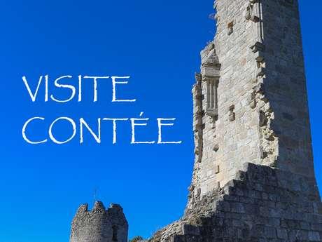 Visite contée - Une après-midi en famille au Château de Ventadour