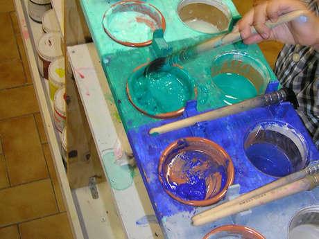 """Atelier """"Jeu de Peindre"""""""