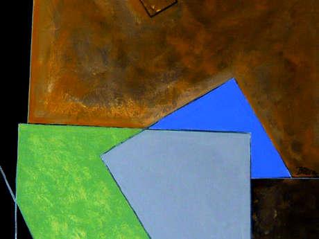 Exposition de peintures de Gérard Boulay