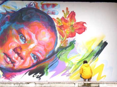 Exposition de Street Art (Centre de Découverte du Moyen-Age)