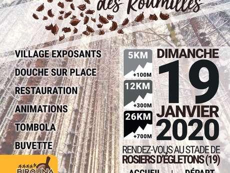 Trail Hivernal Birounadi Des Roumilles