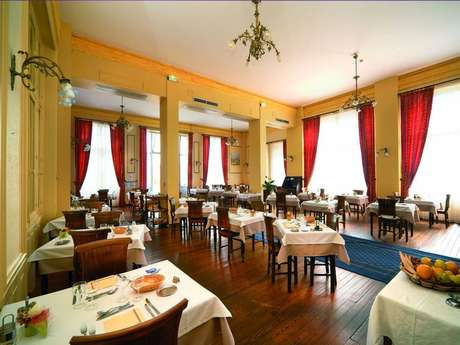Restaurant Evaux Grand Hôtel