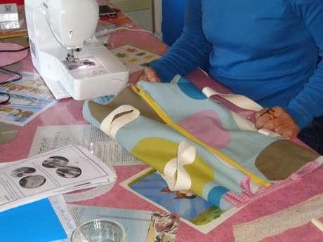 Atelier ' Coutur'Récup' '