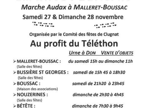 Marche Audax