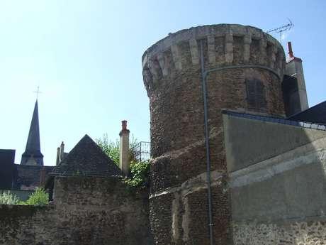 Visites du vieux Boussac en anglais