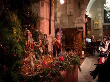 Chants de Noël Carol Service