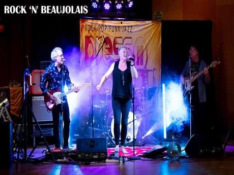 Soirée rock'n Beaujolais